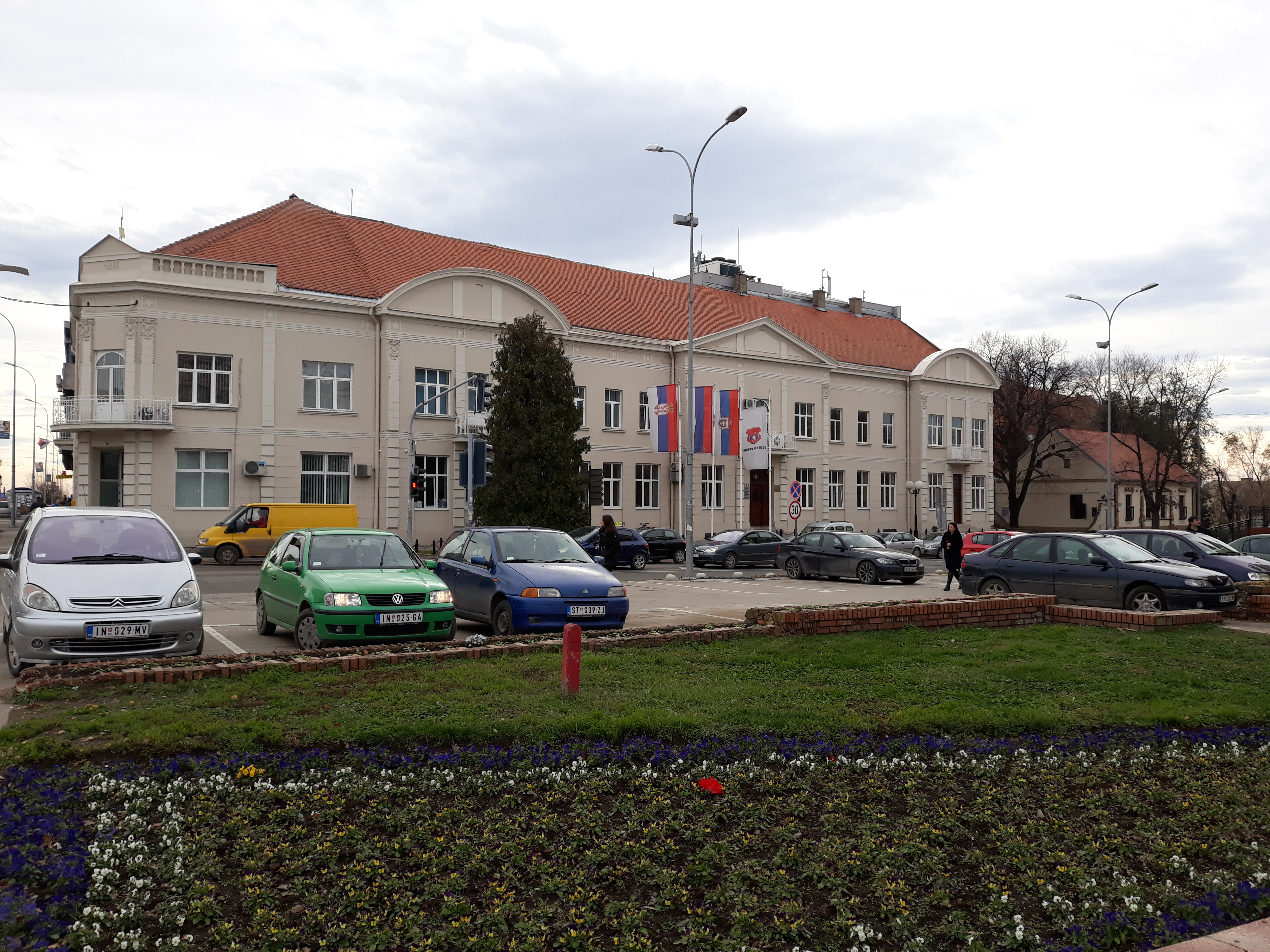 Moderniji centar grada