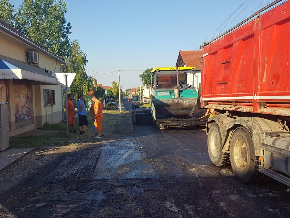 Sa građevinskom sezonom kreće asfaltiranje 70 ulica