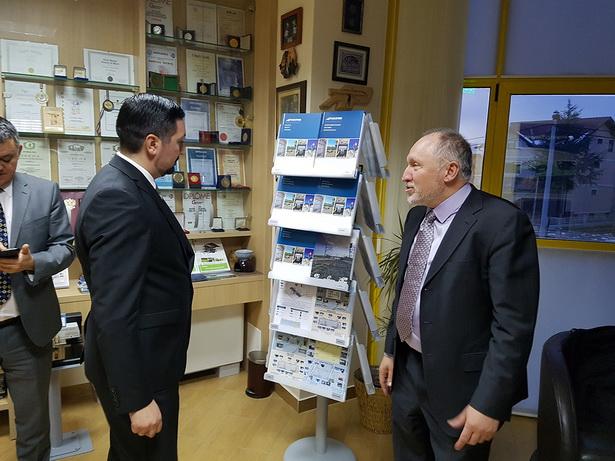 Hrvatska kompanija zainteresovana za ulaganje u Inđiji