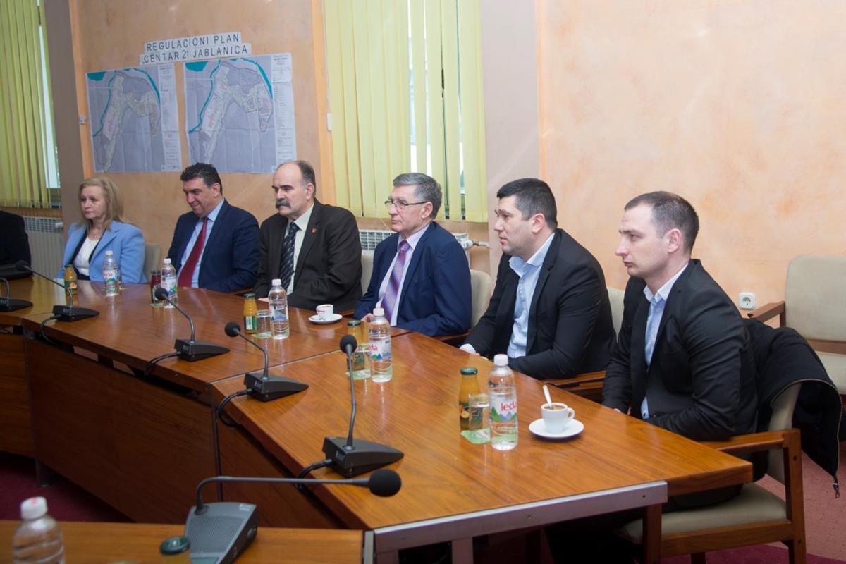 Inđijska delegacija boravila u Jablanici