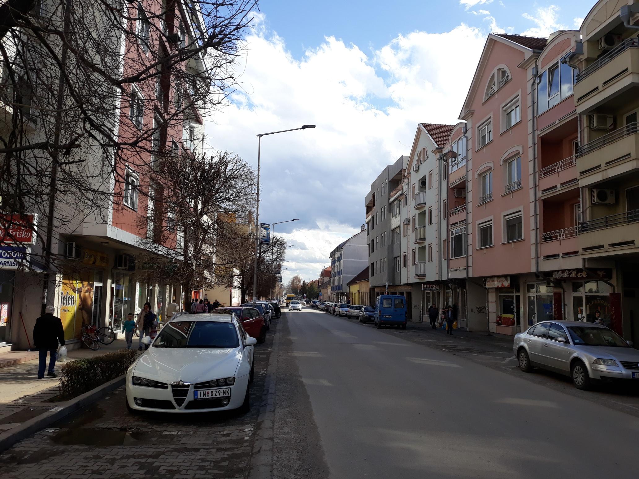 U naredne dve godine konstantno asfaltiranje u inđijskoj opštini