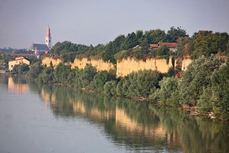 """""""Provalija"""" na desnoj obali Dunava"""