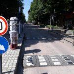 U TOKU RADOVI: Dve barijere na šetalištu u ulici Vojvode Stepe