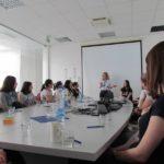 Učenice Gimnazije i Tehničke škole obeležile Međunarodni dan devojaka