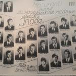ZLATNI JUBILEJ: 50 godina mature METALACA u Inđiji-GENERACIJA 1968.