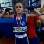 ZLATNI DEČAK: Boris Dovedan jedanaestogodišnji ŠAMPION Srbije i Vojvodine u boksu