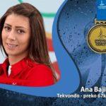 SVETSKA A NAŠA: Ana Bajić osvojila novo ZLATO za Srbiju