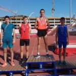 Prvak Vojvodine: ZLATNA medalja za inđijskog atletičara MILANA PUĐU