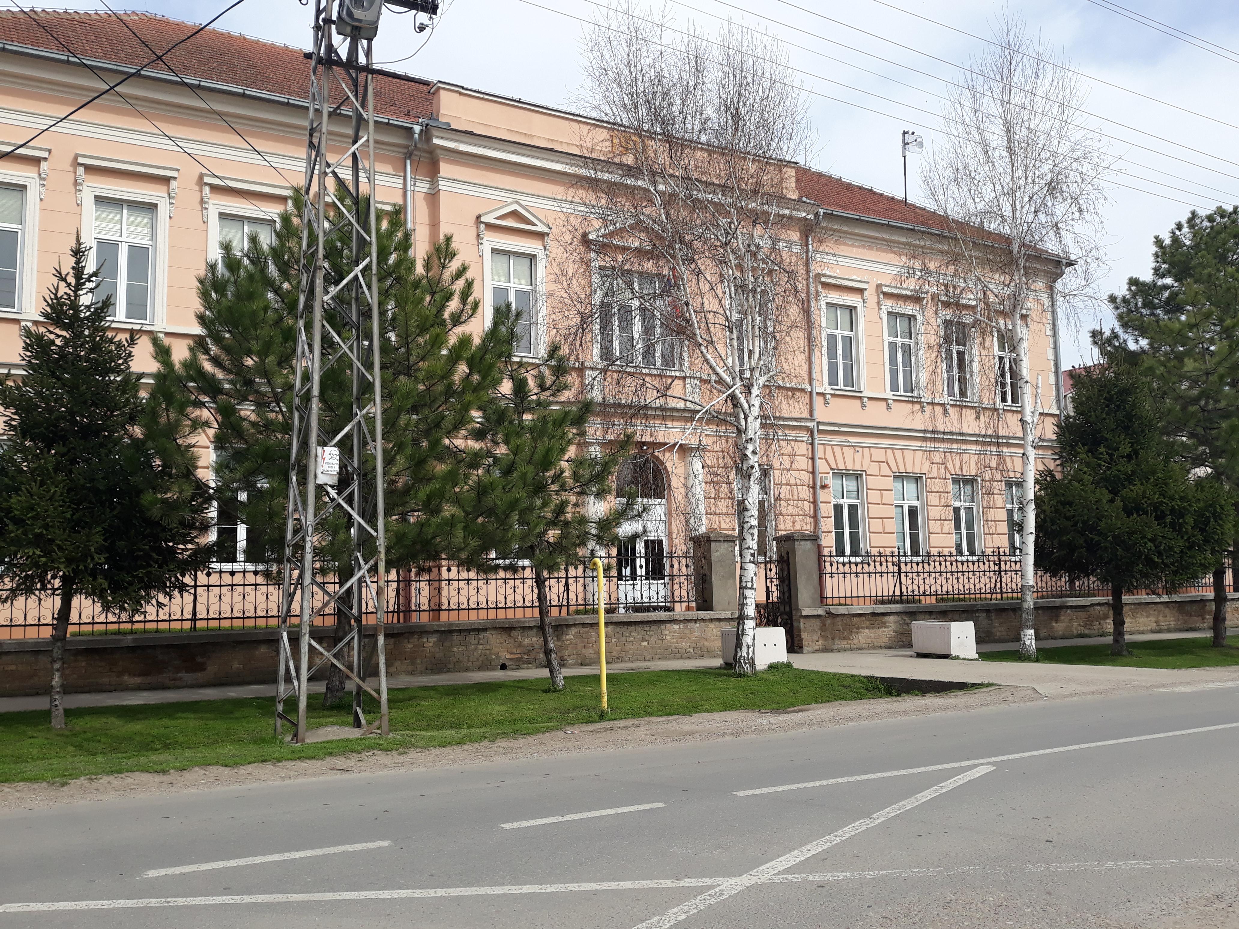 """Radovi u OŠ """"Slobodan Bajić Paja"""" u Sasama"""