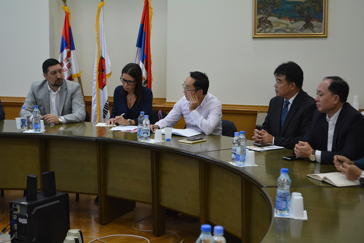 Kineska delegacija treći put posetila Inđiju