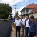 POČELO: Asfaltirana ulica Starca Vujadina u Inđiji-sutra Prvomajska