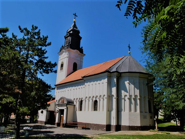 Crkva Vavedenja Presvete Bogorodice u Inđiji
