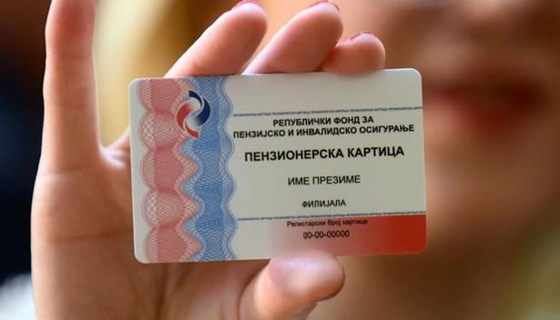 Podela penzionerskih kartica u Ljukovu, Maradiku i Krčedinu