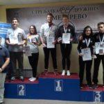 Strelci Dimitrije i Anastasija Gaćeša juniorski prvaci države