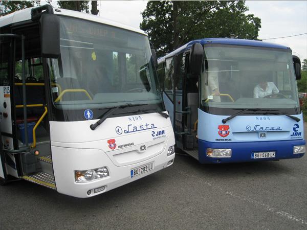 Opština regresira troškove prevoza za studente