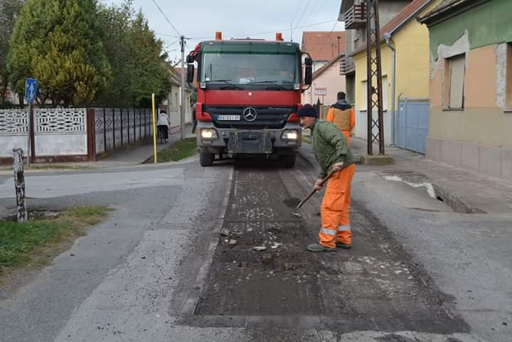 Veća bezbednost saobraćaja u ulici Devet Jugovića