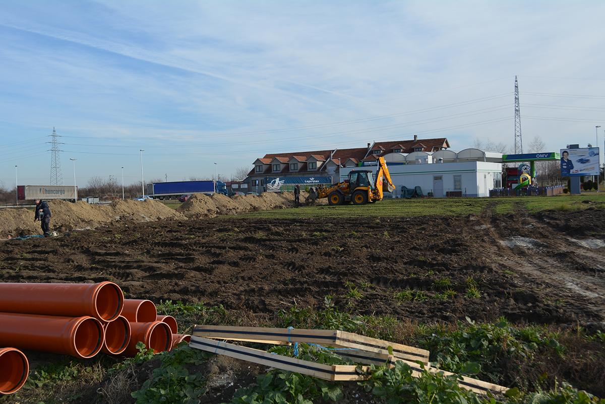 Omogućena gradnja u radnoj zoni u Beški