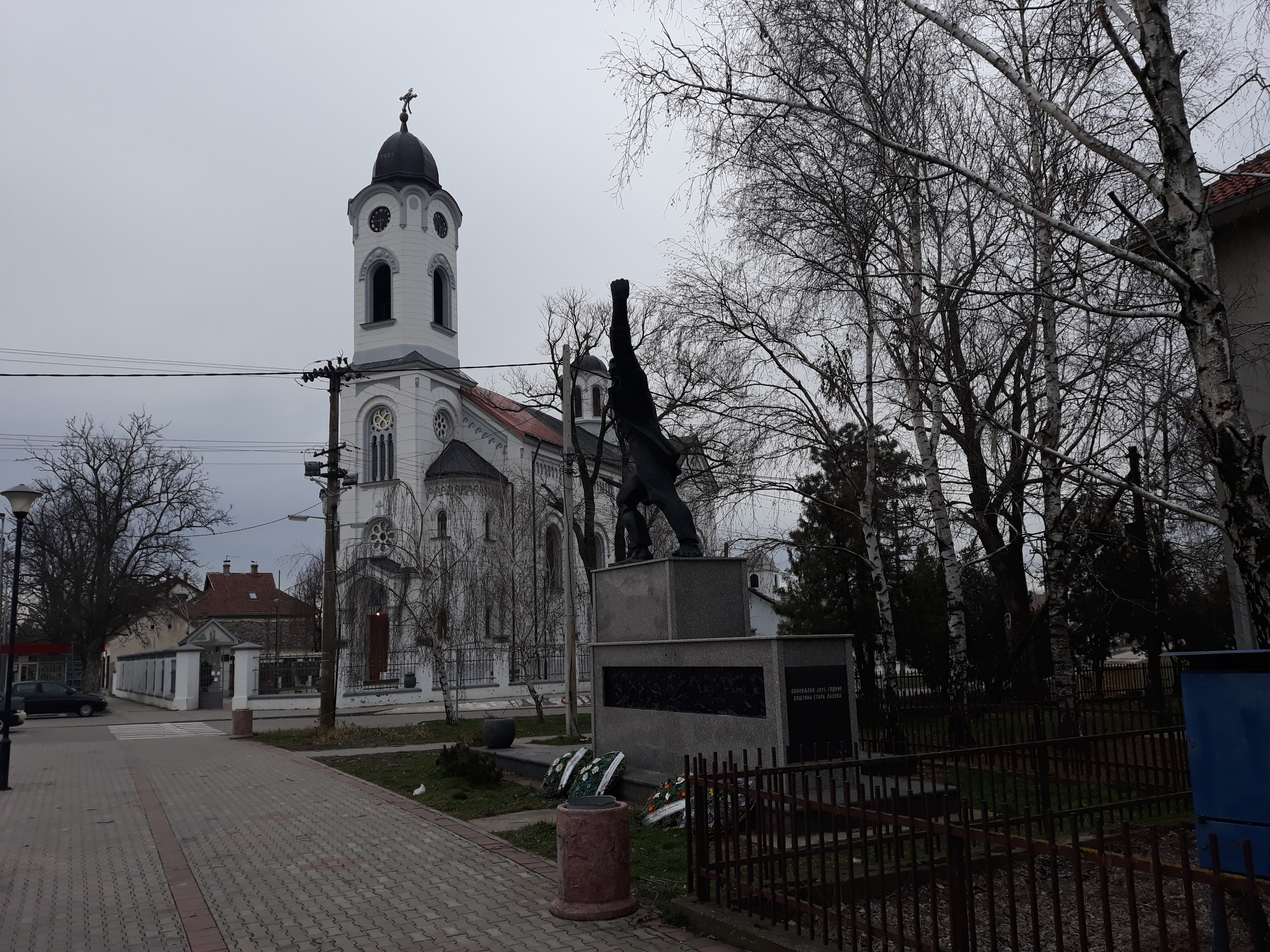 BELEGIŠ: Selo čuveno po najvećoj crkvi u Sremu