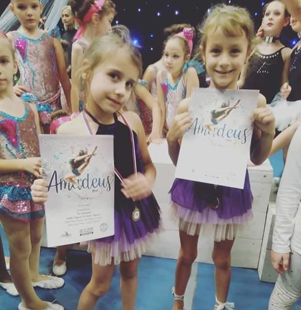 """Veliki uspeh za devojčice iz plesnog studija """"Pirueta"""""""