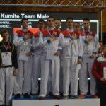 Danijel Vukašinović sa reprezentacijom Srbije osvojio ZLATO
