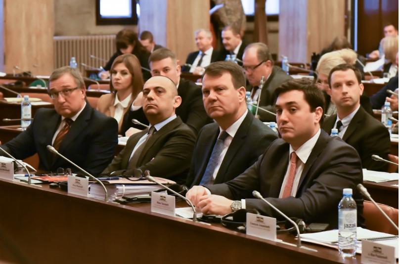 2019. godina GRADNJE u Vojvodini-Budžet 74,4 milijarde dinara