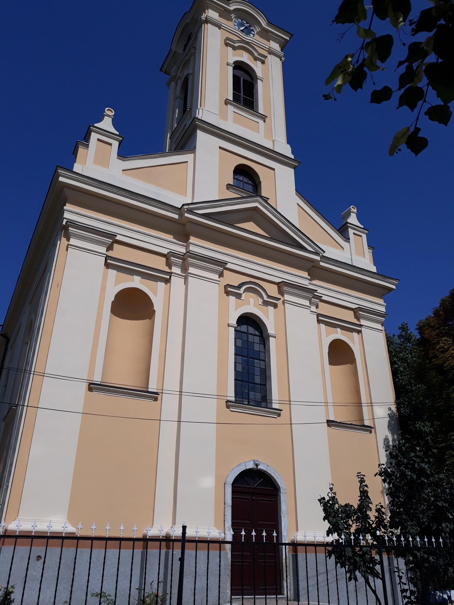 Rimokatolička crkva u Inđiji sagrađena 1872. godine