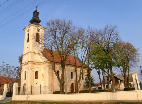 CRKVA U MARADIKU: Svetinja posvećena Svetom Savi- prvom srpskom arhiepiskopu