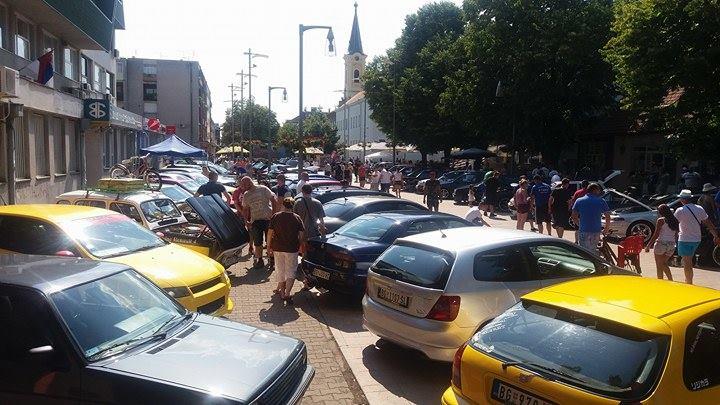 CAR TUNING FEST: Izložba unikatnih automobila danas u Inđiji