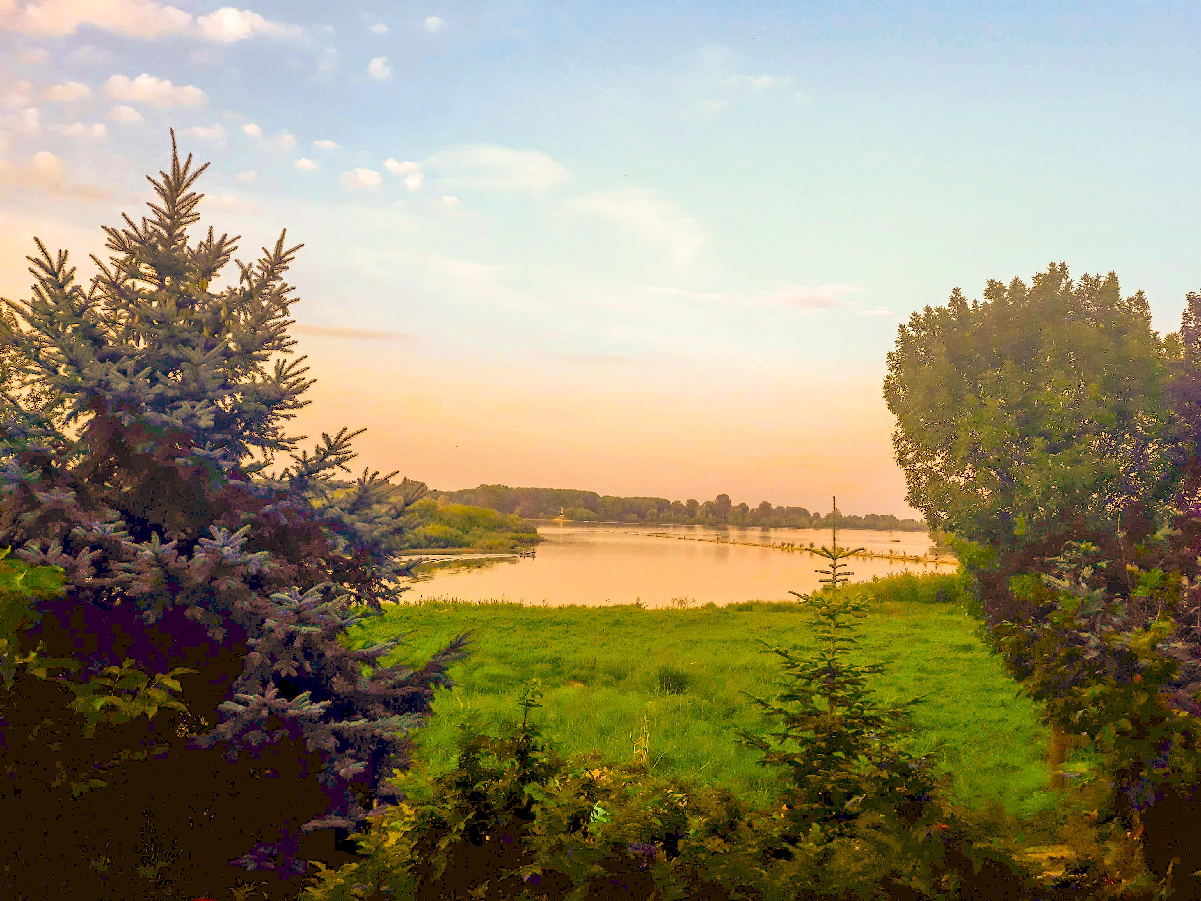 STARI SLANKAMEN: Mesto gde Dunav grli Tisu