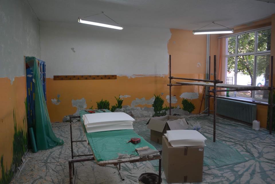 SJAJNA VEST: Škola u Beški uskoro u novom ruhu-radovi u toku