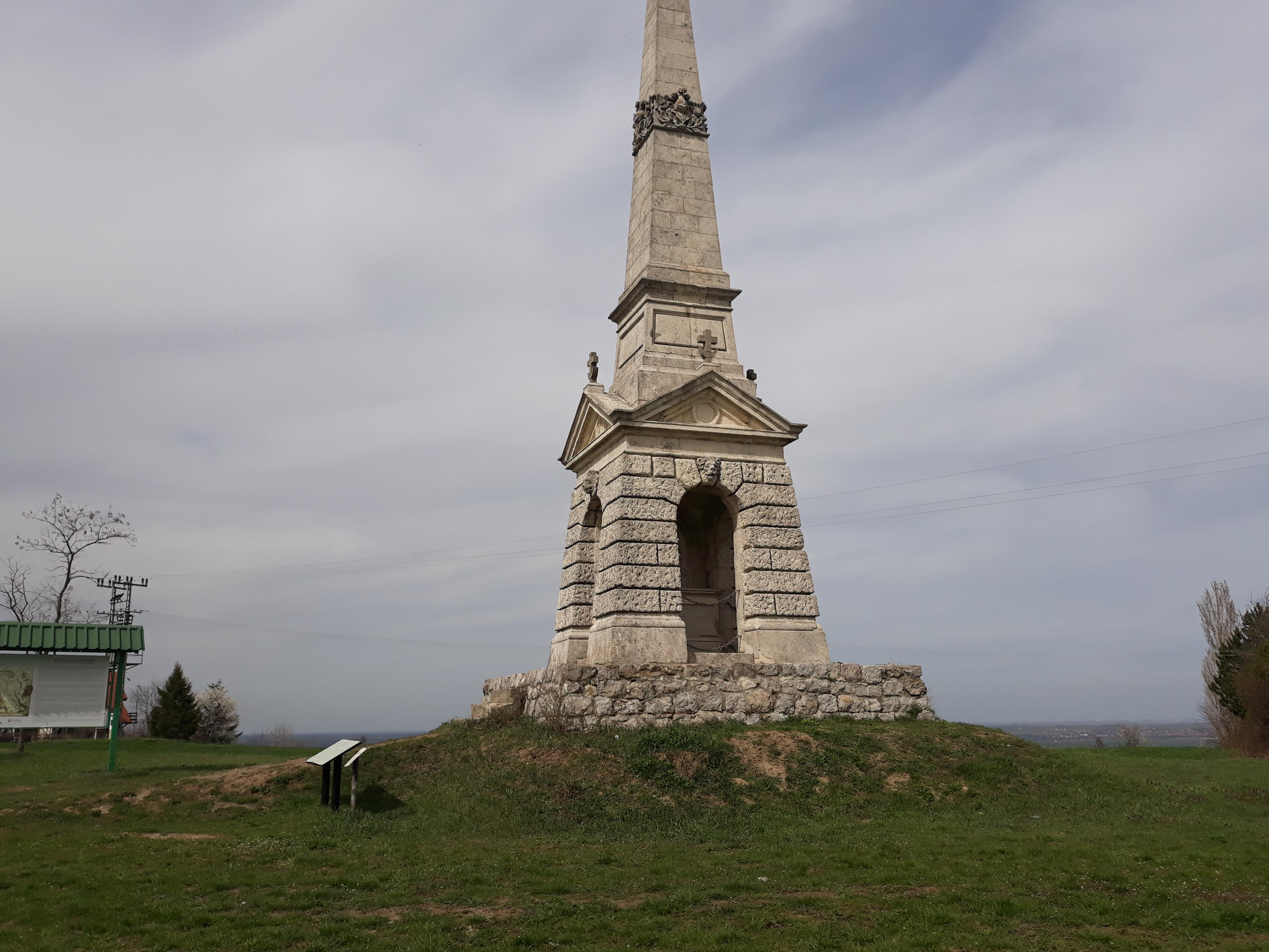 SIMBOL POBEDE NA BRDU: Spomenik u čast herojima bitke kod Slankamena