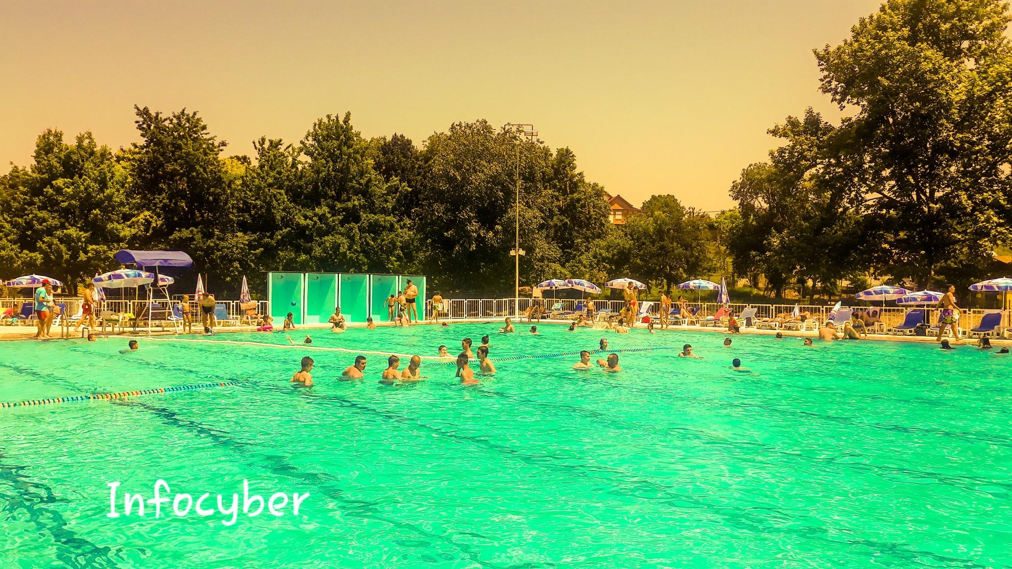 U ponedeljak se zatvara bazen-ULAZ SLOBODAN za sve posetioce taj dan