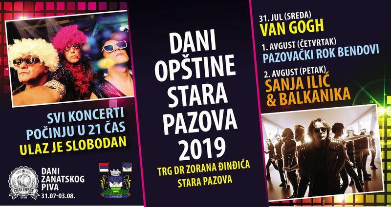 U SUSRET SVETOM ILIJI: Sutra koncert Sanje ilić & Balkanike na trgu u Staroj Pazovi