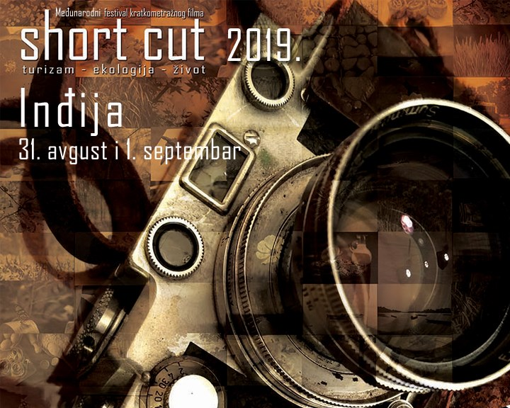 """SHORT CUT"" festival 31. avgusta i 1. septembra u Inđiji"