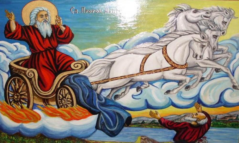 VERSKI KALENDAR: Danas je Sveti Ilija GROMOVNIK
