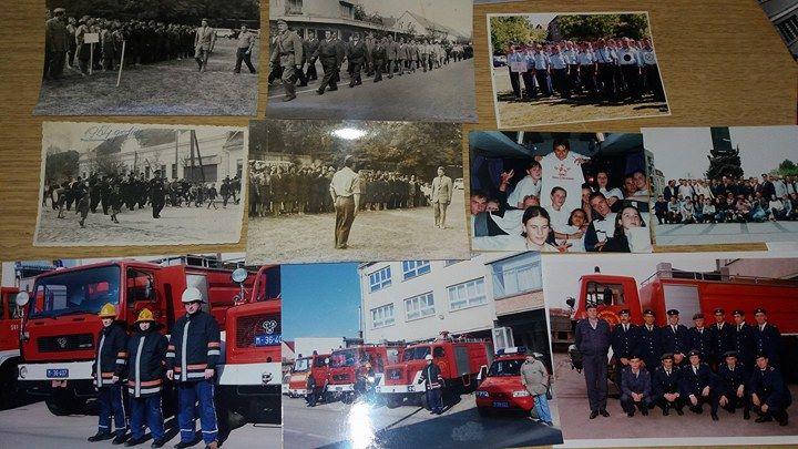 NAŠI HEROJI: Iz arhive Dobrovoljnog vatrogasnog društva u Inđiji