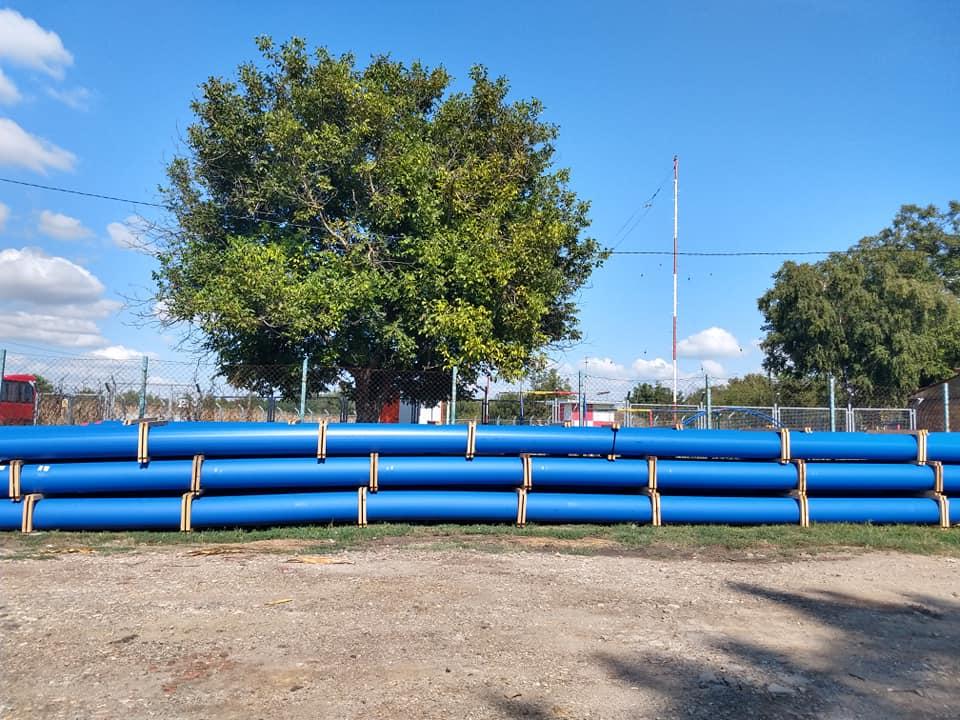 NOVA PAZOVA: Došao kraj mukama sa kišnom kanalizacijom