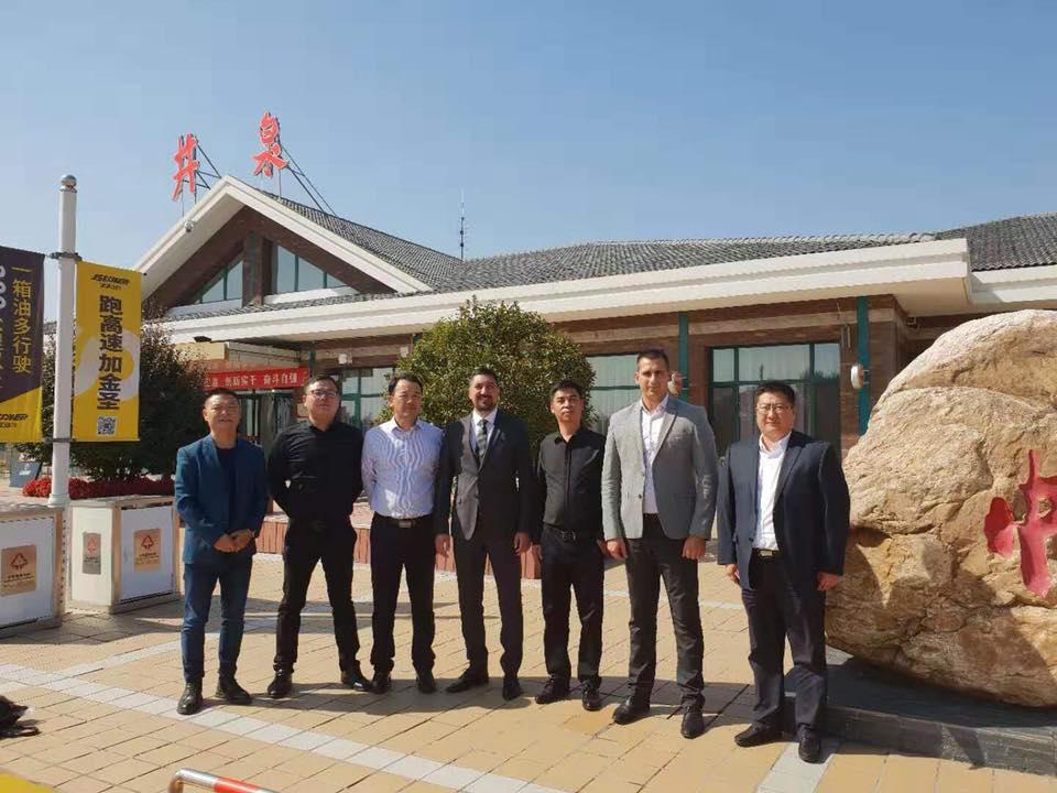 PREGOVORI U TOKU: Kinezi žele da grade uslužni centar u Inđiji