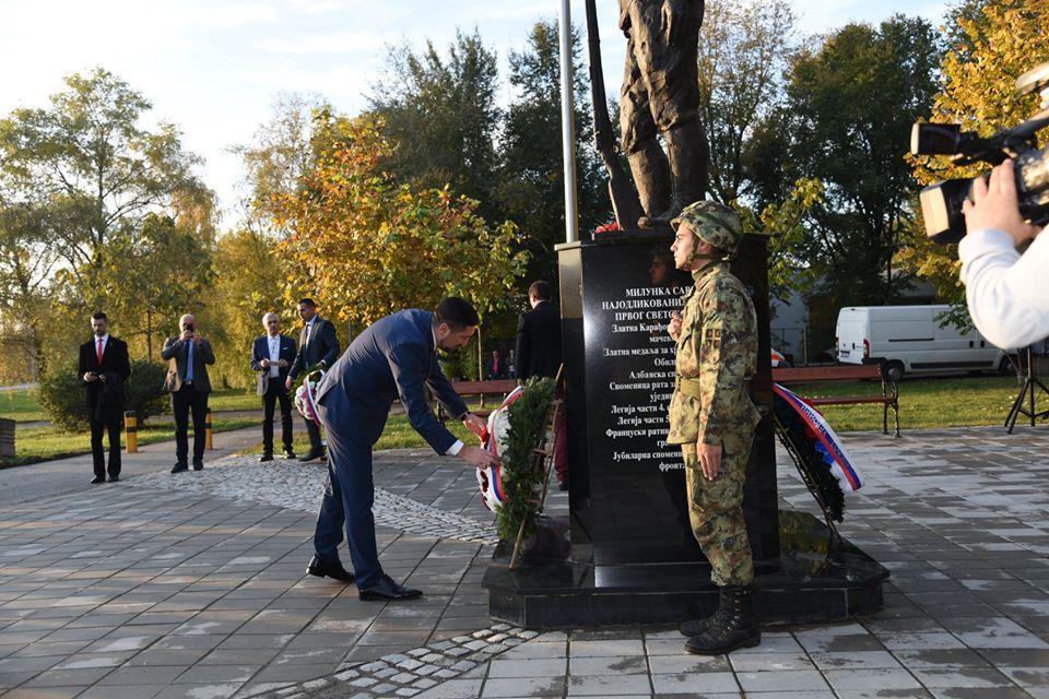 MITROVDAN U INĐIJI Da se nikada ne zaborave žrtve rata…