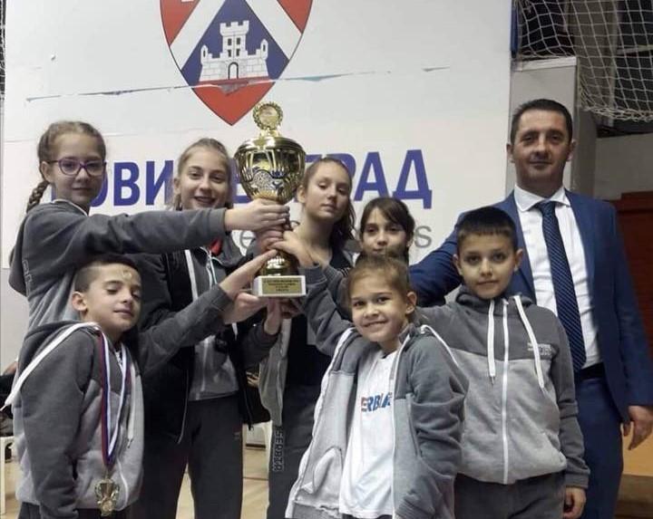 """UBEDLJIVO PRVI Tekvondo klub """"Elit"""" iz Inđije napravio spektakl"""