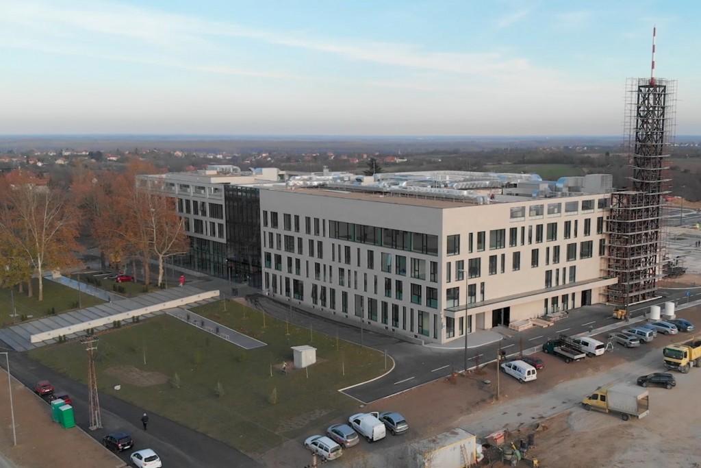 Izgrađena nova zgrada Radio-televizije Vojvodine vredna 3,2 milijarde dinara