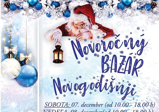 """STARA PAZOVA Za vikend """"Novogodišnji bazar"""""""