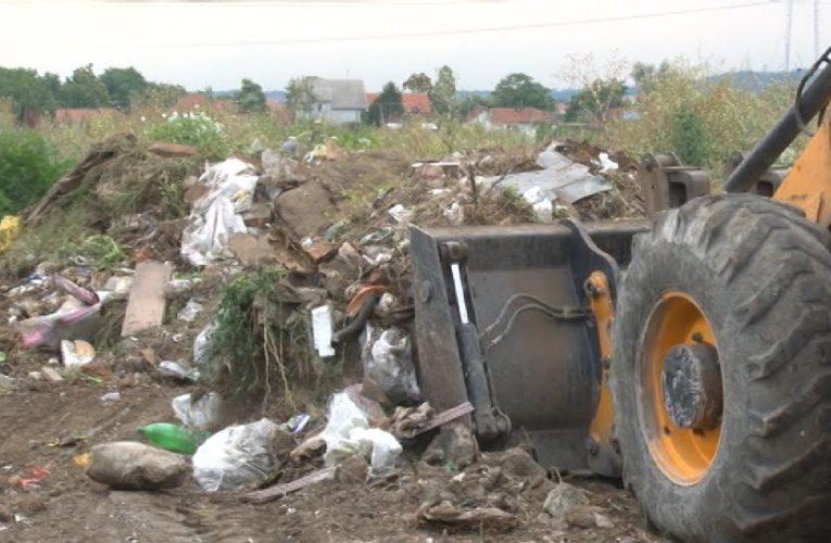 1,8 miliona dinara za čišćenje divljih deponija, nesavesni pojedinci i dalje odlažu otpad