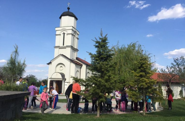 Dobrodošli u Ljukovo: Selo sa najlepšim Hramom u okruženju
