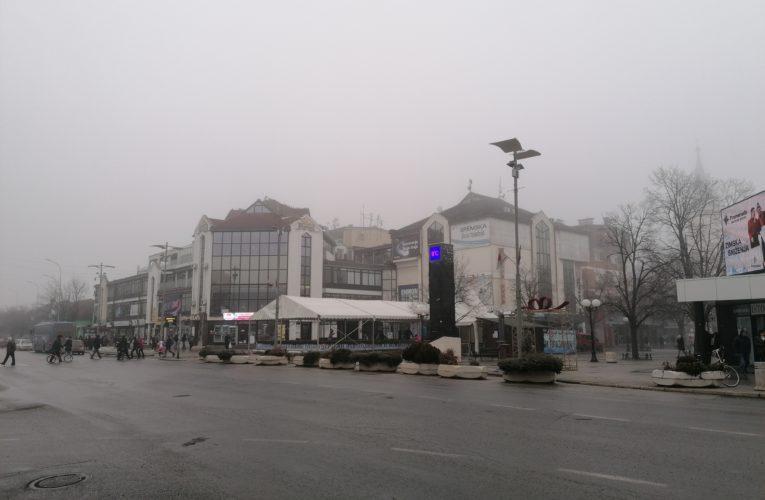 Nema opasnosti od zagađenja vazduha u Inđiji poručio predsednik opštine Vladimir Gak