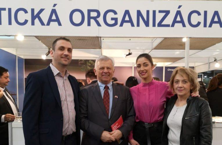 Pazovčani na Međunarodnom sajmu turizma u Slovačkoj