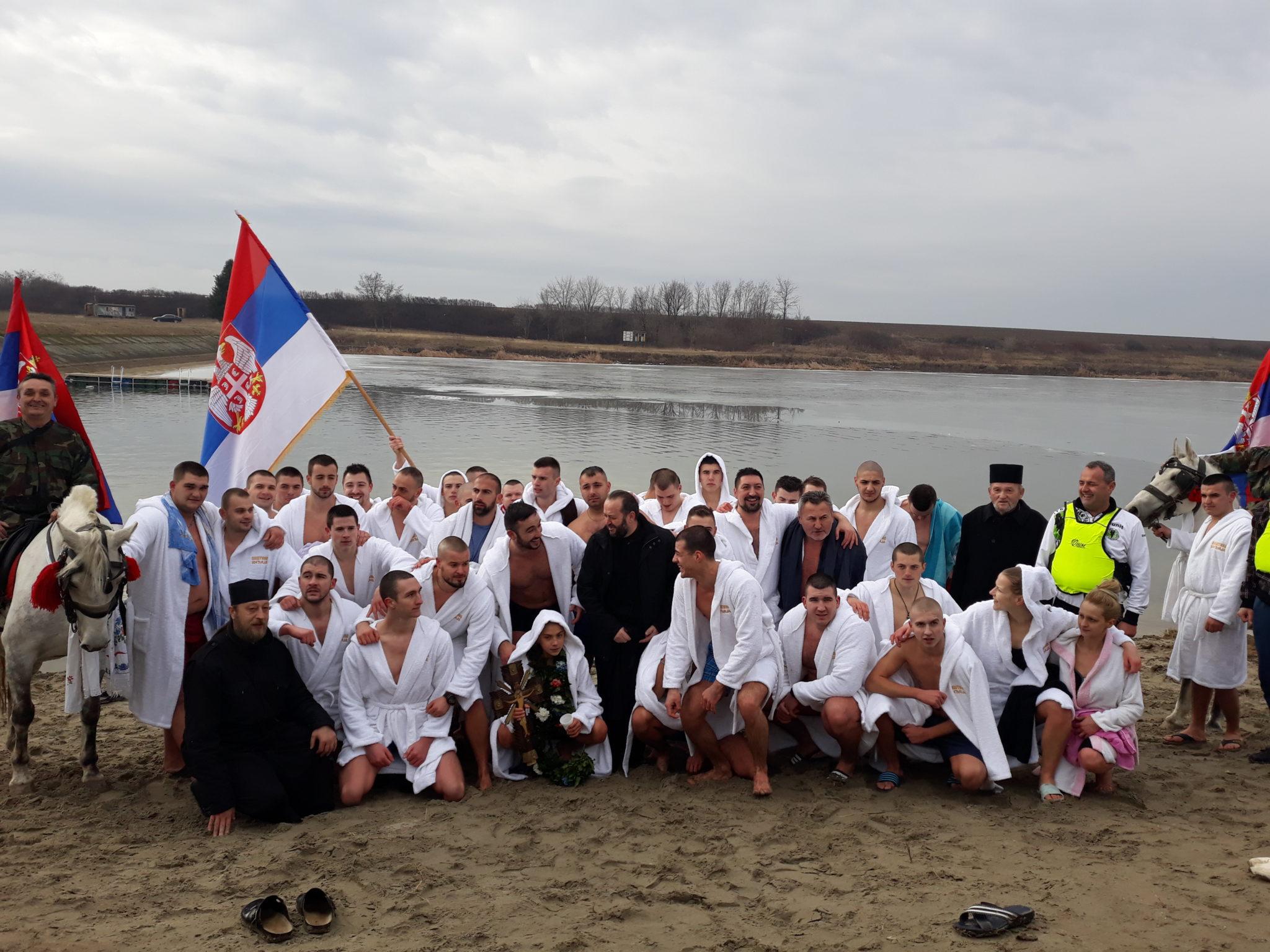 Plivanje za ČASNI KRST na Jarkovačkom jezeru-od danas počinju prijave