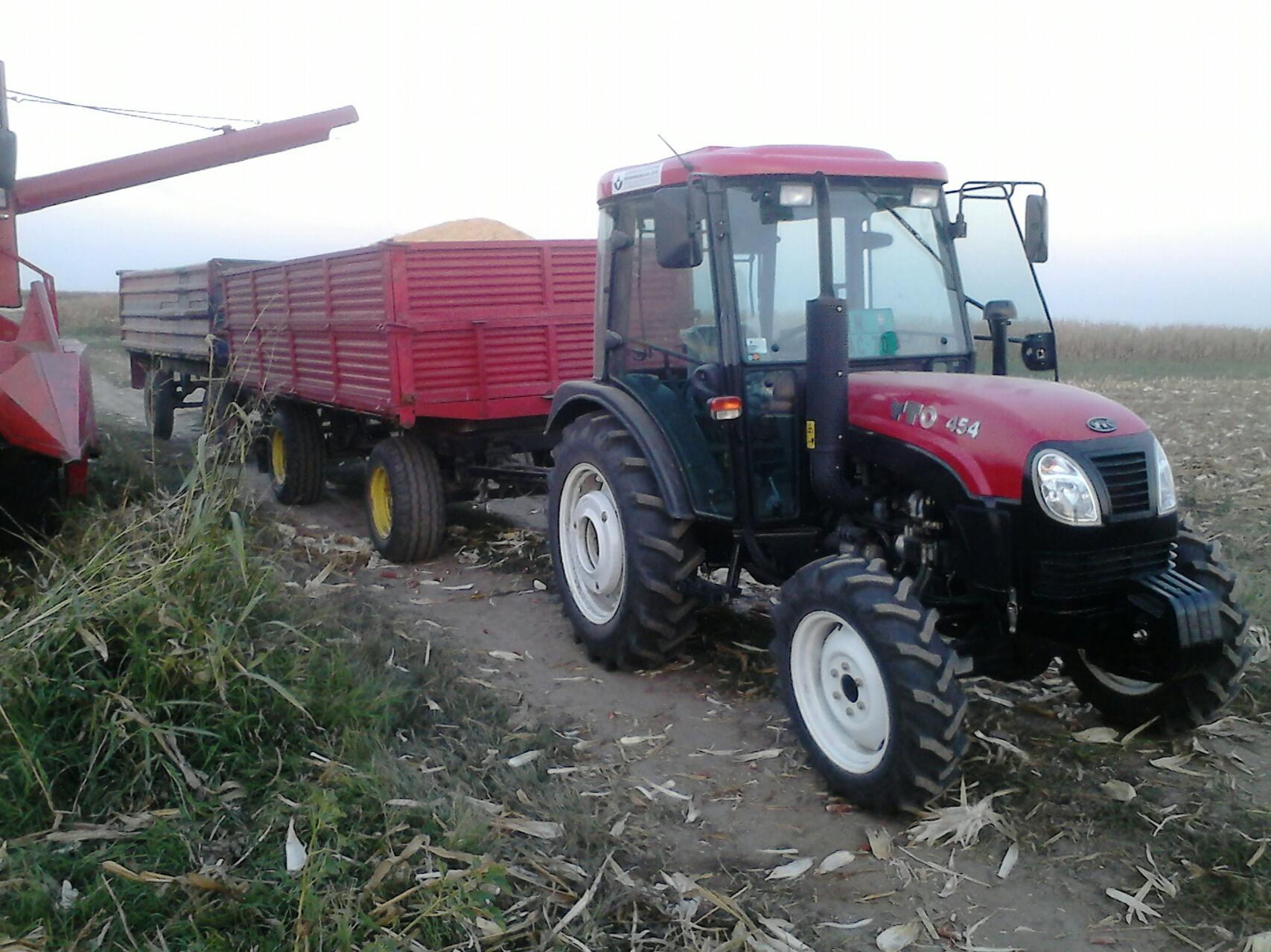 AGRO VEST Javni poziv za nabavku novog traktora u 2020. godini