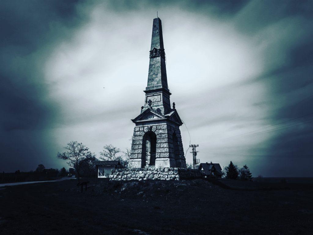 OBELISK KAO SIMBOL SLOBODE Spomenik bitke kod Slankamena