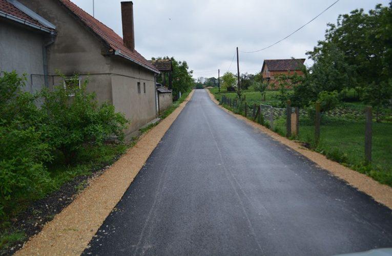 Ulice u selima koje nisu dobile asfalt biće završene do aprila poručio predsednik Gak